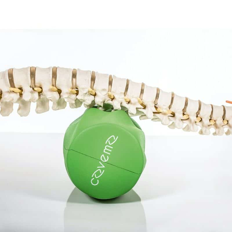 COVEMO-Faszienrolle HealthFit soft