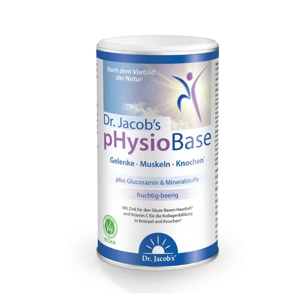 "Basenpulver ""pHysioBase"""