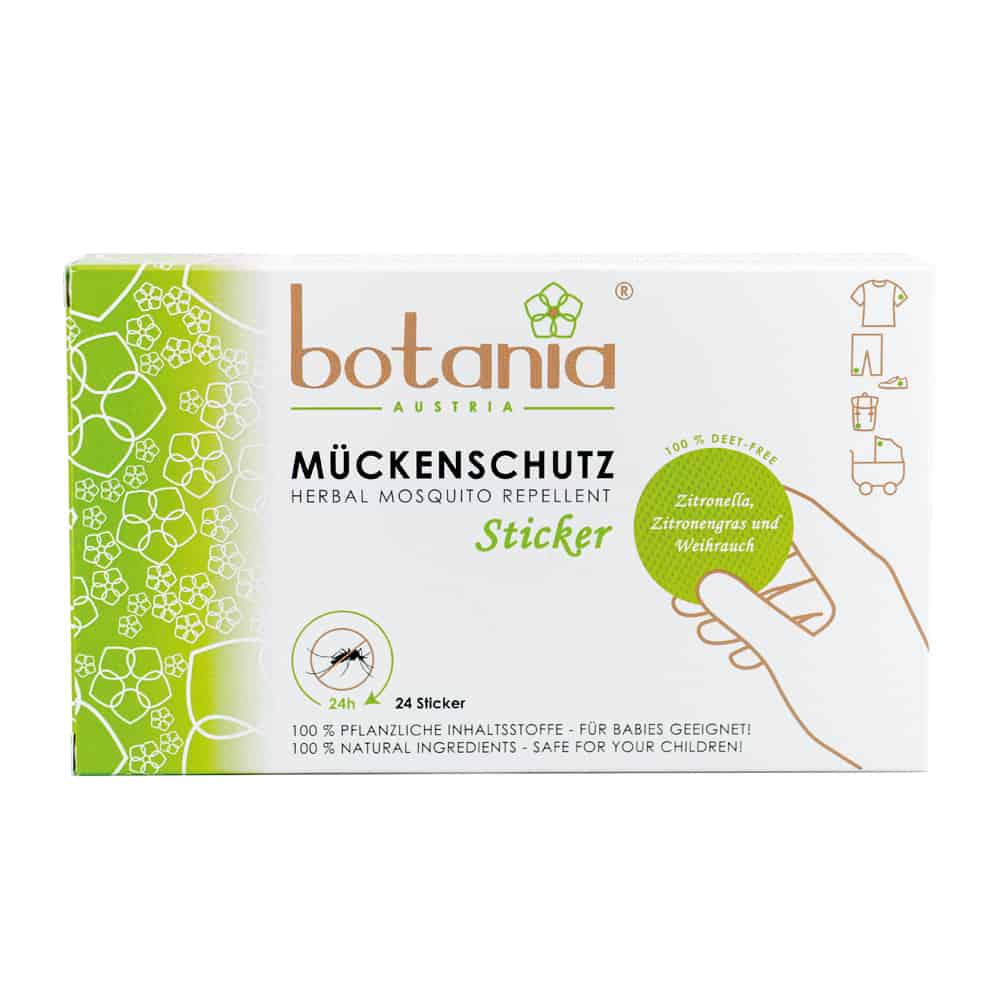 botania – Mückenschutz