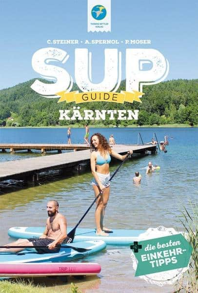 Buch: Sup-Guide Kärnten
