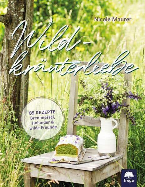 Buch: Wildkräuterliebe