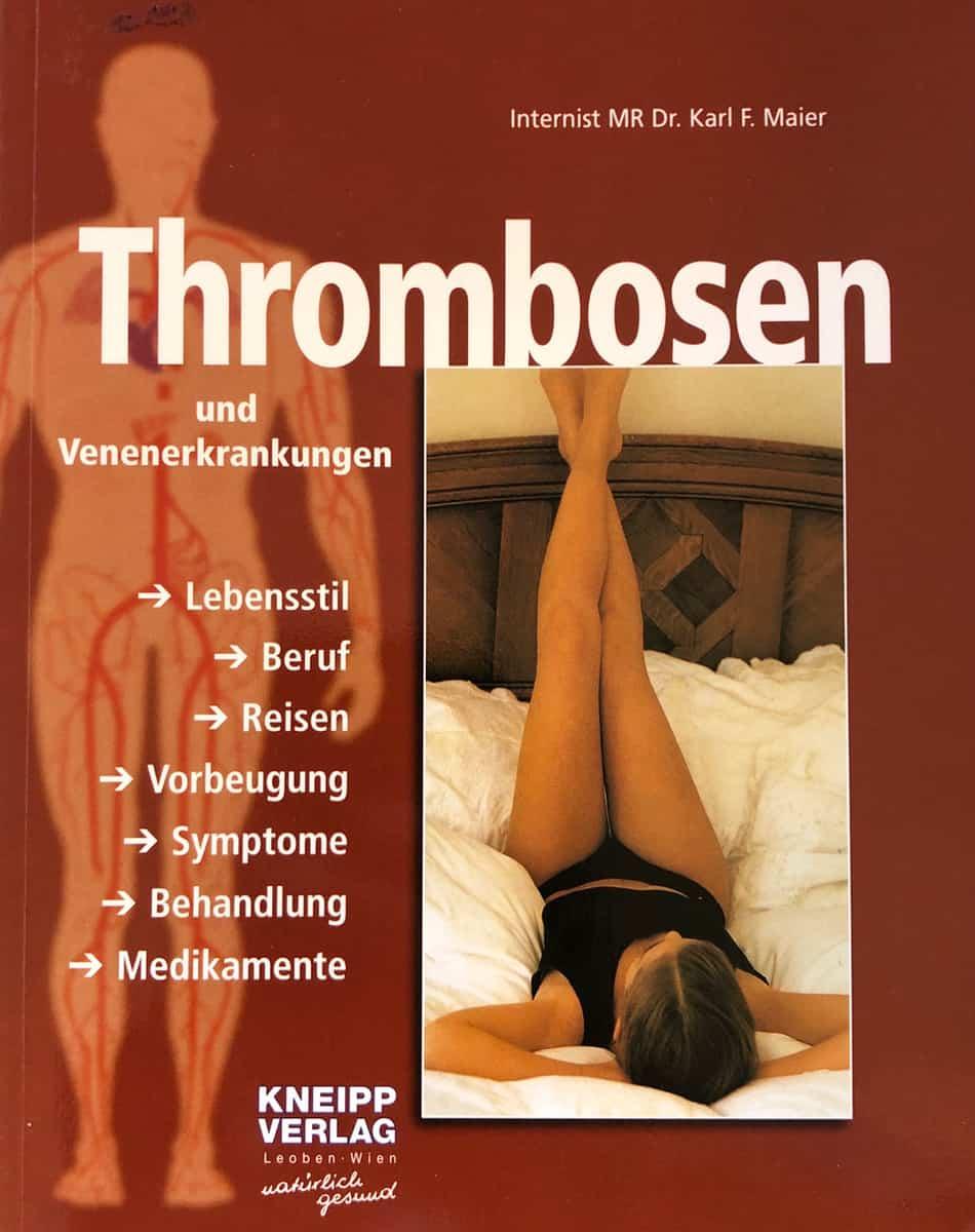 """Buch: """"Thrombosen und Venenerkrankungen"""""""